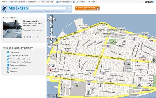 AlfiSoft - male map